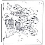 Персонажи комиксов - 101 Далматинец 2