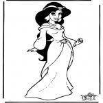 Персонажи комиксов - Аладдин 9