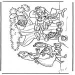 Персонажи комиксов - Алиса в стране чудес 2