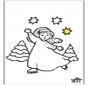 Ангел - Рисунок