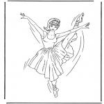 Разнообразные - Балерина 1