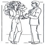 Персонажи комиксов - Барби 1