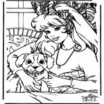 Персонажи комиксов - Барби 10
