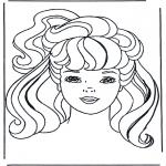 Персонажи комиксов - Барби 14