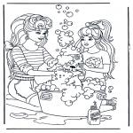 Персонажи комиксов - Барби 2