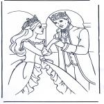 Темы - Барби с принцем