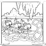 Персонажи комиксов - Билли, Вилли и Дилли 3