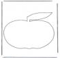 Яблоко 3