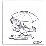Детские раскраски - Bobo 2