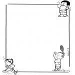 Рукоделие - Бумага для писем Дети 2