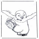 Персонажи комиксов - Делай ноги 4