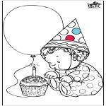 Темы - День рождения 1 год