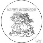 Темы - день рождения 2