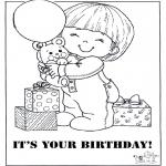 Темы - день рождения 4