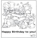 Темы - день рождения 6