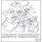 Темы - день рождения 7