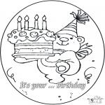 Темы - День Рожденья - 4 года