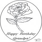 Темы - День рожденья дедушки
