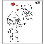 Темы - День влюблённых 13