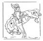 Девочка на лошади 2