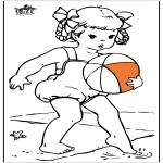 Разнообразные - Девушка у моря