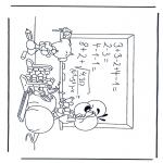 Персонажи комиксов - Диддл 17