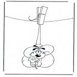 Персонажи комиксов - Диддл 27