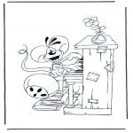 Персонажи комиксов - Диддл 33