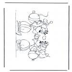 Персонажи комиксов - Диддл 40