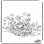 Персонажи комиксов - Диддл 49