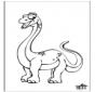 Динозавр 10