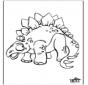 Динозавр 9