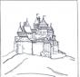 Диснеевский Замок