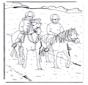 Езда на лошади 1