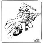Персонажи комиксов - Гарри Поттер 11