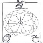 Мандалы - геомандала 2