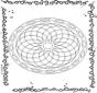 геометрическая мандала 1