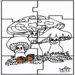 Рукоделие - Головоломка - Осень
