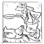 Персонажи комиксов - Гуфи 1