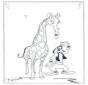 Гуфи и жираф