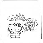 Персонажи комиксов - Hello Kitty 11