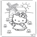 Персонажи комиксов - Hello Kitty 16