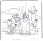 Иисус и Иоанн Креститель 2