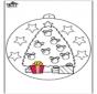 Ёлочный шар - Новогодняя ёлка