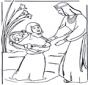 Картинка с Моисеем