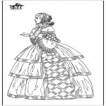 Разнообразные - Классические платья