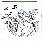 Персонажи комиксов - Клуб Винкс 3