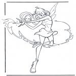 Персонажи комиксов - Клуб Винкс 4