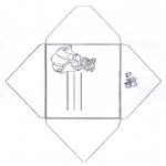 Рукоделие - Конверт Золушка 1