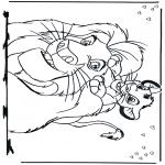 Персонажи комиксов - Король Лев 2
